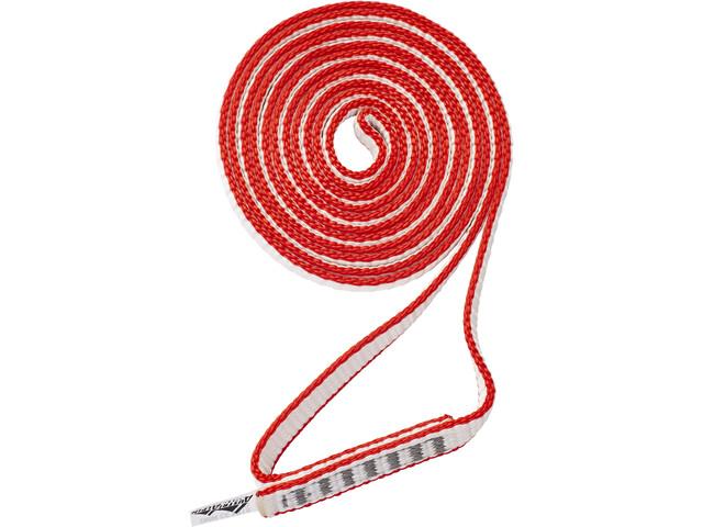 AustriAlpin Dyneema 11 mm 120cm rood/wit